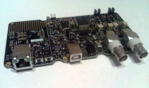 SDR радиоприемник с выходом в сеть