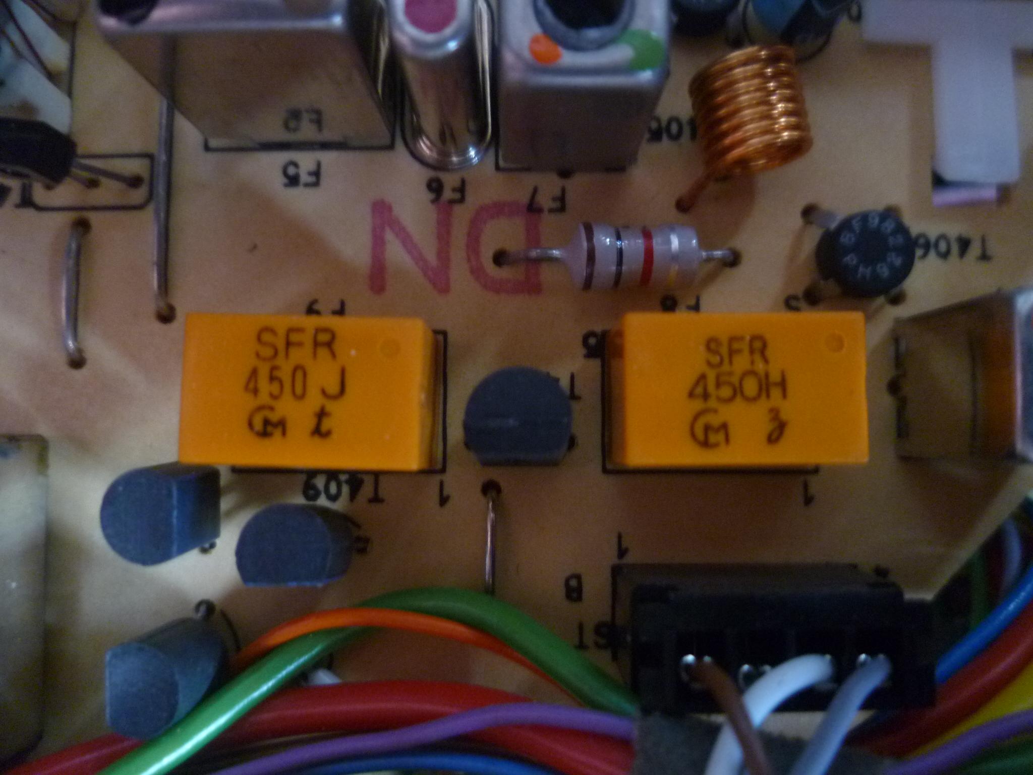 Схема портативной радиостанции с чм, 27 мгц, 3вт | радиослон.