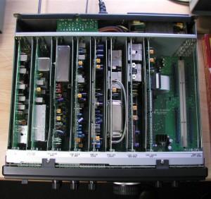 JRC NRD-535 без верхней крышки