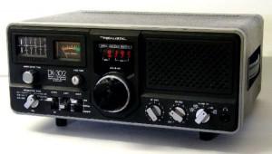 Радиоприемник Realistic DX-302