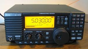 Радиоприемник ICOM IC-R75
