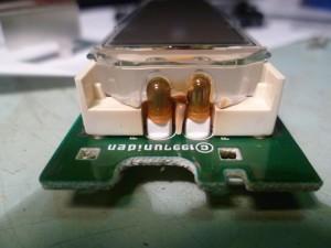 Две лампочки подсветки дисплея BC895XLT