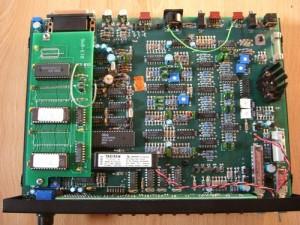 AEA Pakratt PK-232 без верхней крышки