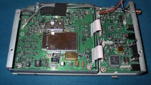 Радиоприемник ICOM IC-PCR1000 без крышки