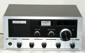 Радиоприемник Century-21D