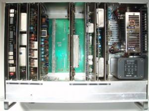 Радиоприемник JRC NRD-93 без крышки