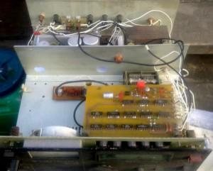 Радиоприемник Электроника-160 RX без верхней крышки