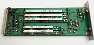 Блок ПЧ фильтров FI 1510 радиоприемника Telefunken E1500