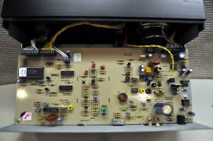 Радиоприемник Drake PRN1000 без верхней крышки
