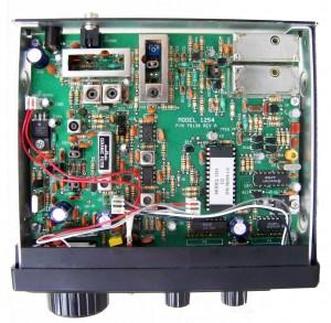 Радиоприемник Ten-Tec 1254 без крышки