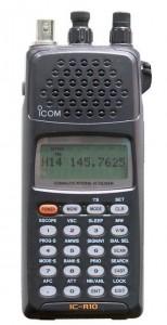 Радиоприемник ICOM IC-R10