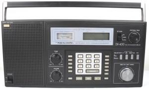 Радиоприемник Realistic DX-400