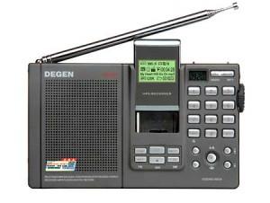 Радиоприемник Degen DE1121