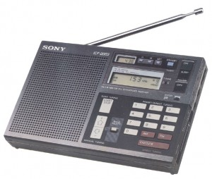 Радиоприемник SONY ICF-2003