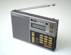 Радиоприемник Sony ICF-2002