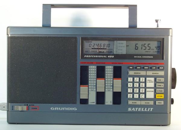 Grundig Satellite 400 User Manual
