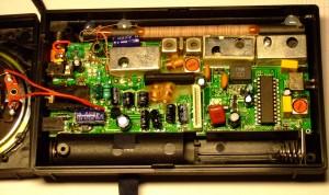Радиоприемник Grundig G6 без передней крышки