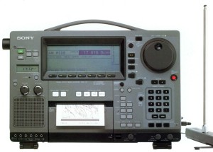 Радиоприемник Sony CRF-V21