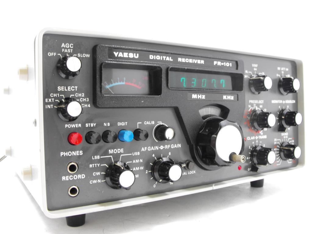 Yaesu fl-101