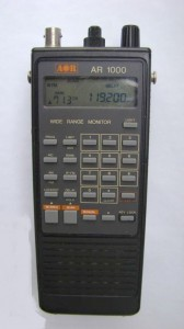 Радиоприемник AOR AR-1000