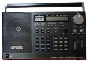 Радиоприемник Pan Crusader 8000