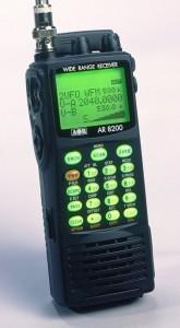 Радиоприемник AOR AR-8200