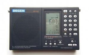 Радиоприемник Degen DE1102