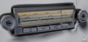 Радиоприемник 3Б-17