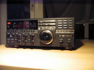 Радиоприемник JRC NRD-535