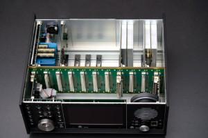 Радиоприемник Reuter RDR54 без верхней крышки