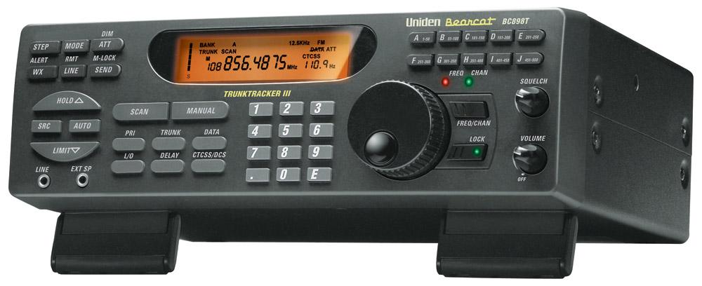 Сканер Uniden BC895XLT