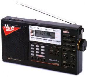 Радиоприемник Sangean ATS-803A