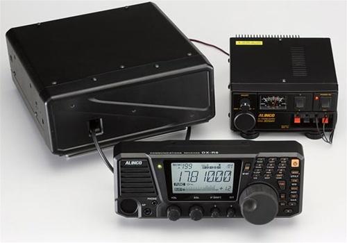 Радиоприемник Alinco DX-R8T/E с блоком питания