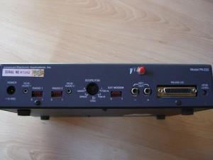 Задняя панель AEA Pakratt PK-232