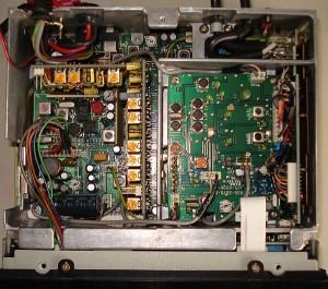 Радиоприемник Kenwood RZ-1 без крышки