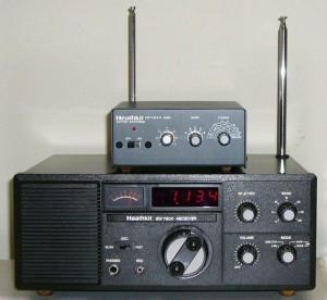 Радиоприемник Heathkit SW-7800