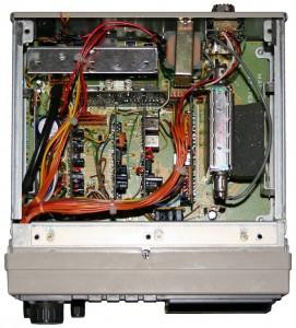 Радиоприемник Standard AX700 без нижней крышки