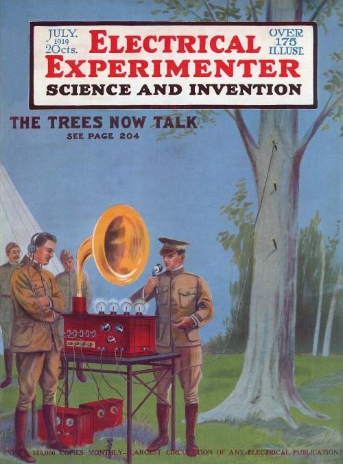 Electrical Experimenter