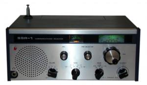 Радиоприемник Drake SSR-1