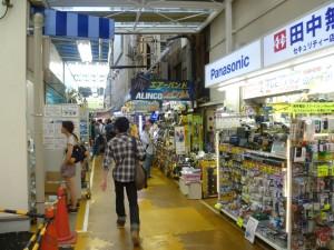 Проход на электронном рынке