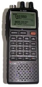 Радиоприемник ICOM IC-R20