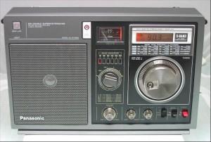 Радиоприемник Panasonic RF-B300