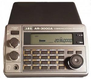 Радиоприемник AOR AR-3000