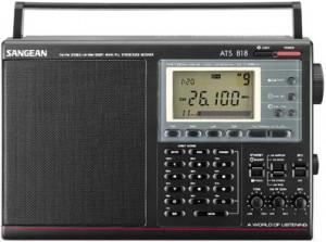 Радиоприемник Sangean ATS-818