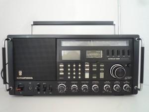 Радиоприемник Grundig Satellit 600