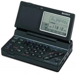Радиоприемник Sony ICF-SW100S