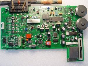 Основная плата радиоприемника Sony ICF-SW77