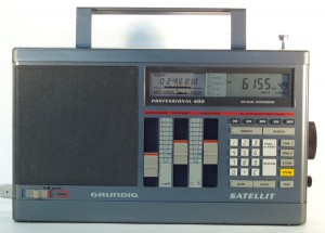 Радиоприемник Grundig Satellit 400