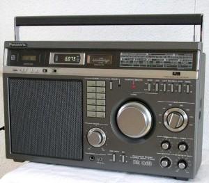 Радиоприемник Panasonic DR Q63