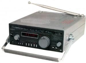 Радиоприемник Sony CRF-1
